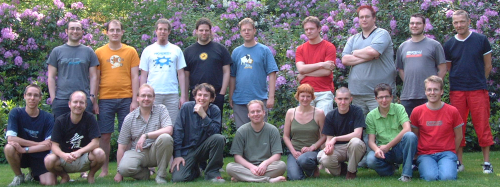 KDE PIM developers