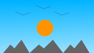 Mountains and Birds Preview.png