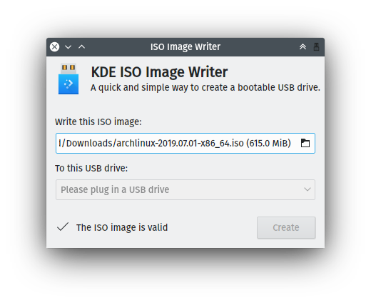 KDE ISO Image Writer Valid ISO.png