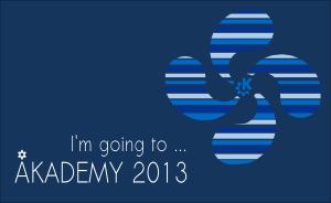 Logo Amademy 2013