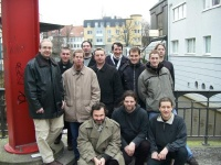 Group photo KDE PIM Meeting Osnabrueck 1