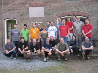 Group photo KDE PIM Spring Meeting 2005