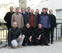 Group photo KDE PIM Meeting Osnabrueck 2