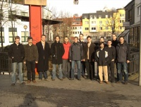 Group photo KDE PIM Meeting Osnabrueck 6