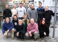 Group photo KDE PIM Meeting Osnabrueck 3