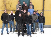 Group photo KDE PIM Meeting Osnabrueck 8