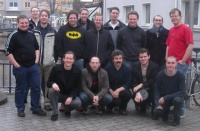 Group photo KDE PIM Meeting Osnabrueck 5