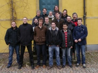 Group photo KDE PIM Meeting Osnabrueck 9