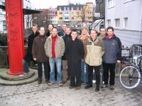 Group photo KDE PIM Meeting Osnabrueck 4